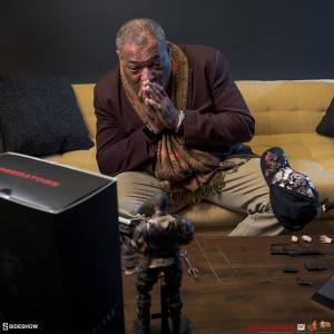 Laurence Fishburne Stops by Sideshow